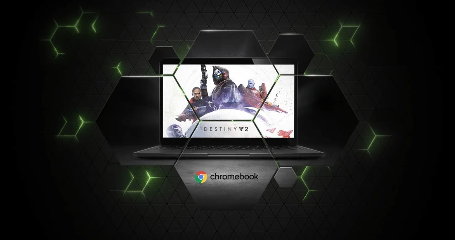 GeForce Now débarque sur Chromebook !